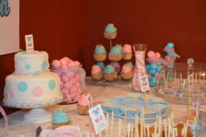 Baby shower Chloé