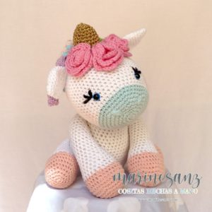 Unicornio amoroso