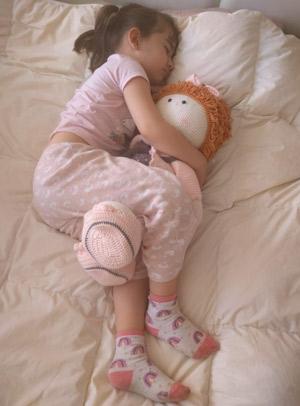 muñeca pepona y mi hija