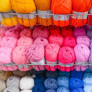 Diferencias entre lanas e hilos