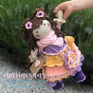 muñeca ellie